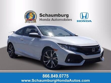2019 Honda Civic Si Coupe