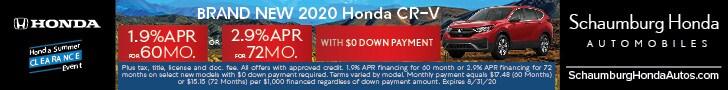 Brand New 2020 Honda CR-V LX AWD All-Wheel-Drive