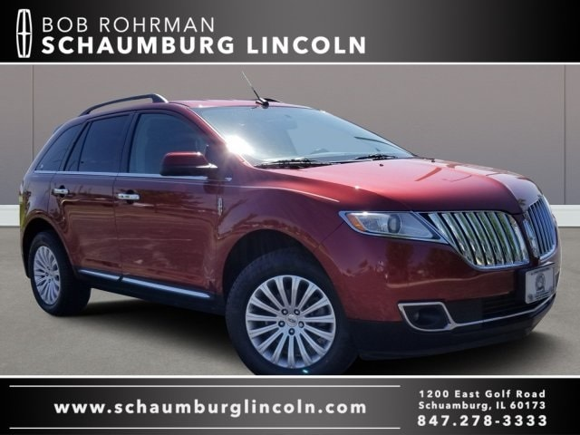 2015 Lincoln MKX Base SUV