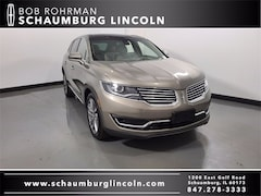 Pre-Owned 2017 Lincoln MKX Reserve SUV in Schaumburg, IL