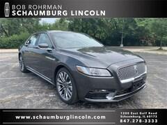 New 2020 Lincoln Continental Standard Sedan in Schaumburg, IL