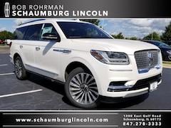 New 2019 Lincoln Navigator Reserve SUV in Schaumburg, IL