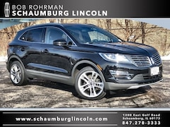 Pre-Owned 2017 Lincoln MKC Reserve SUV in Schaumburg, IL