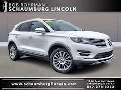 Pre-Owned 2017 Lincoln MKC Reserve SUV in Schaumburg, IL