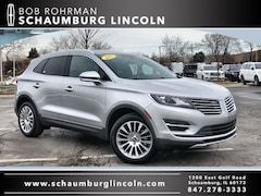 Certified 2017 Lincoln MKC Reserve SUV in Schaumburg, IL