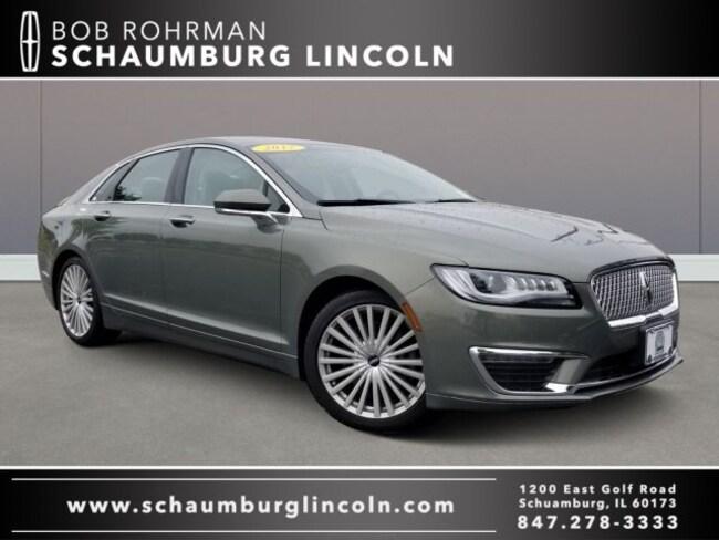 Bob Rohrman Used Cars >> Used 2017 Lincoln Mkz For Sale At Bob Rohrman Schaumburg