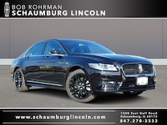 New 2020 Lincoln Continental Reserve Sedan in Schaumburg, IL