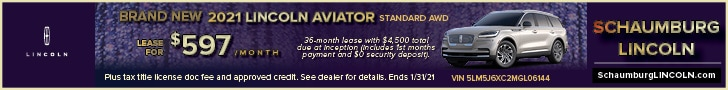 Brand New 2021 Aviator STANDARD AWD VIN 5LM5J6XC2MGL06144