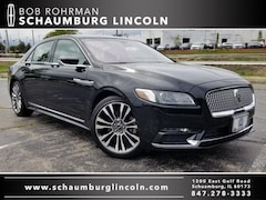 Used 2018 Lincoln Continental Reserve Sedan