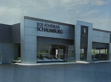 Rohrman Lincoln Dealership Image
