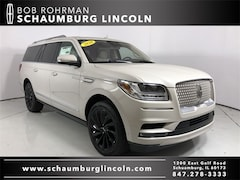 Certified 2020 Lincoln Navigator L Reserve SUV in Schaumburg, IL