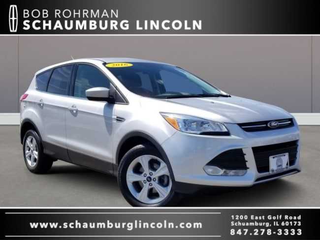 Bob Rohrman Ford >> Used 2016 Ford Escape For Sale At Bob Rohrman