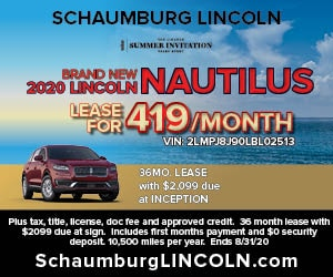 Brand New 2020 LINCOLN NAUTILUS