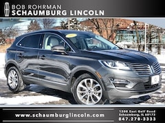 Certified 2017 Lincoln MKC Select SUV in Schaumburg, IL