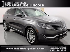 Pre-Owned 2018 Lincoln MKX Reserve SUV in Schaumburg, IL
