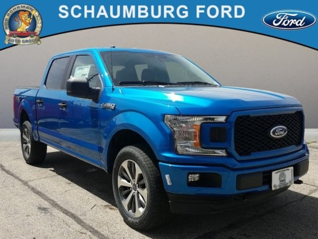 New 2019 Ford F-150 STX Truck For Sale in Schaumburg, IL