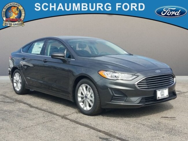 New 2019 Ford Fusion SE Sedan For Sale in Schaumburg, IL