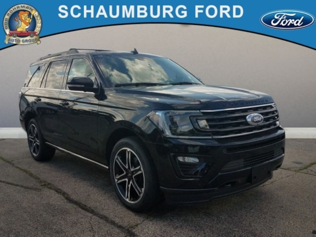 New 2019 Ford Expedition Limited SUV For Sale in Schaumburg, IL