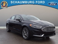 New 2019 Ford Fusion SEL Sedan in Schaumburg