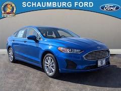 New 2020 Ford Fusion Hybrid SE Sedan in Schaumburg