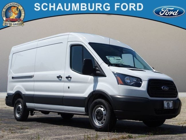 New 2018 Ford Transit-250 Base Cargo Van For Sale in Schaumburg, IL
