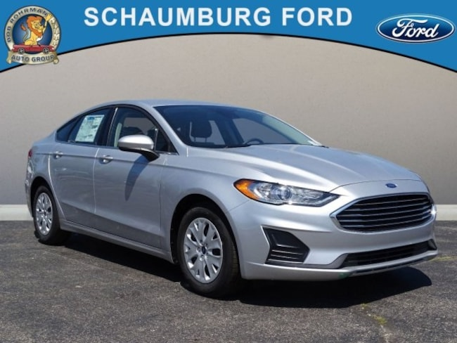 New 2019 Ford Fusion S Sedan For Sale in Schaumburg, IL