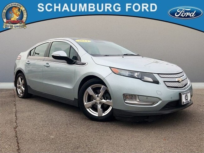 Used 2011 Chevrolet Volt Base Hatchback For Sale in Schaumburg, IL