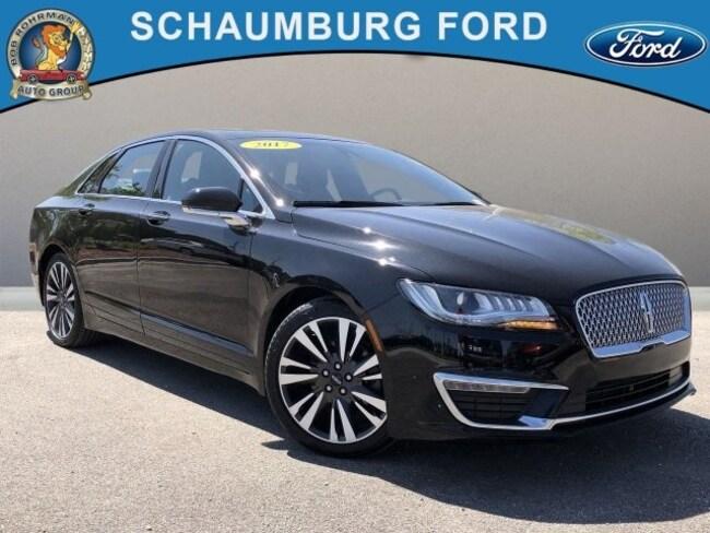 Bob Rohrman Used Cars >> Used 2017 Lincoln Mkz For Sale Schaumburg Il