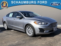 New 2020 Ford Fusion SE Sedan in Schaumburg