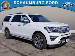 New 2020 Ford Expedition Max Platinum SUV in Schaumburg