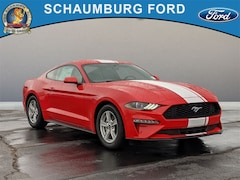 New 2020 Ford Mustang Ecoboost Coupe in Schaumburg