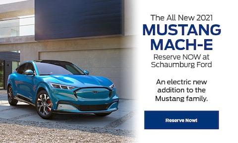 New Mustang Mach-E