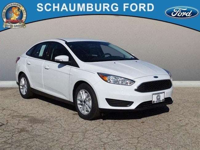 New 2018 Ford Focus SE Sedan For Sale in Schaumburg, IL