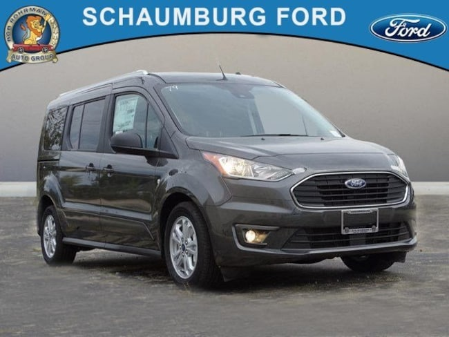 New 2019 Ford Transit Connect XLT Wagon For Sale in Schaumburg, IL