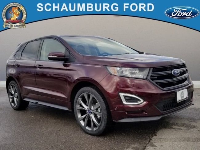 New 2017 Ford Edge Sport SUV For Sale in Schaumburg, IL