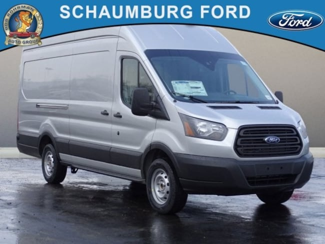 New 2019 Ford Transit-350 Base Cargo Van For Sale in Schaumburg, IL