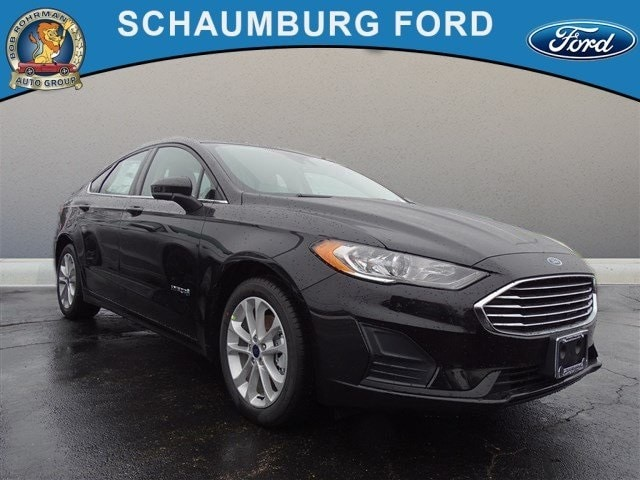 Bob Rohrman Ford >> New 2019 Ford Fusion Hybrid For Sale Schaumburg Il
