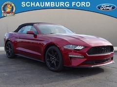 New 2019 Ford Mustang Ecoboost Convertible in Schaumburg