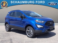 New 2020 Ford EcoSport SES SUV in Schaumburg