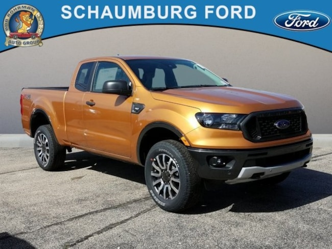 New 2019 Ford Ranger XLT Truck For Sale in Schaumburg, IL