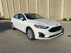New 2020 Ford Fusion S Sedan in Schaumburg