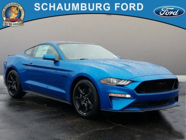 Bob Rohrman Ford >> New 2019 Ford Mustang For Sale Schaumburg Il