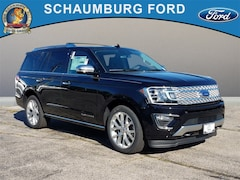 New 2019 Ford Expedition Platinum SUV in Schaumburg