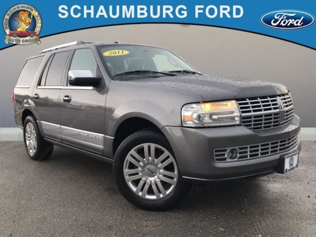 Used 2011 Lincoln Navigator Base SUV For Sale in Schaumburg, IL