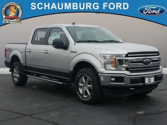 Bob Rohrman Ford >> New 2019 Ford F 150 For Sale Schaumburg Il 1ftew1e5xkfb25845