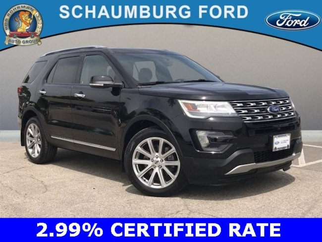 Bob Rohrman Ford >> Used 2016 Ford Explorer For Sale At Bob Rohrman Schaumburg
