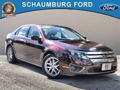 Used 2012 Ford Fusion SEL Sedan in Schaumburg