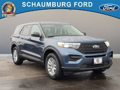 New 2020 Ford Explorer Base SUV in Schaumburg