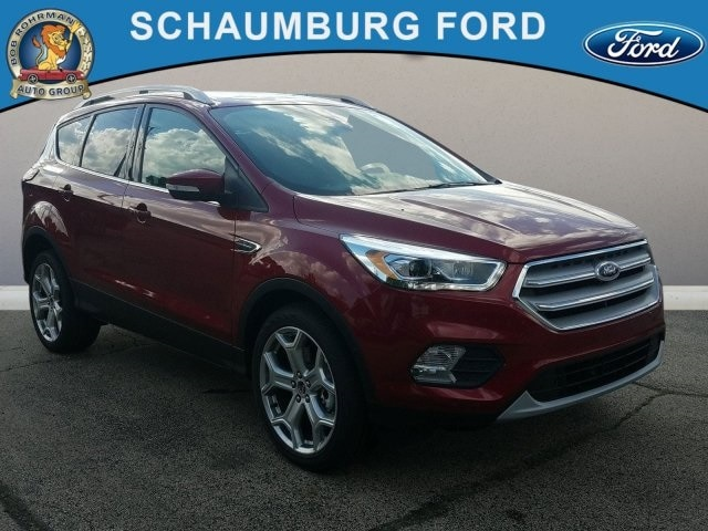 Bob Rohrman Ford >> New 2019 Ford Escape For Sale Schaumburg Il