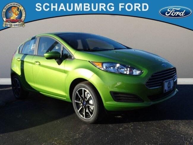 New 2019 Ford Fiesta SE Hatchback For Sale in Schaumburg, IL